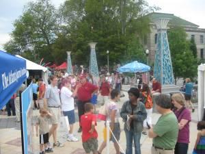 Decatur Book Festival 2009 001