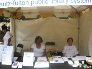 Decatur Book Festival 2009 004