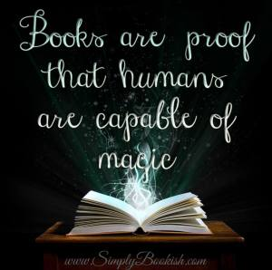 Magic of Books