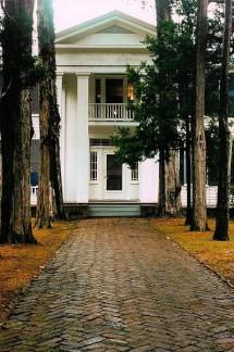 Faulker's house