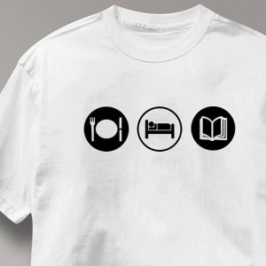 Bookish t-shirt