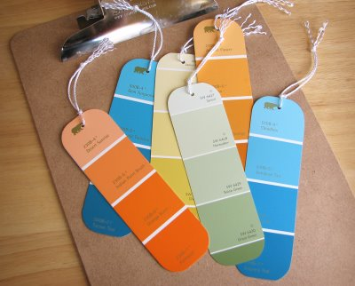 paint-chip-bookmarks
