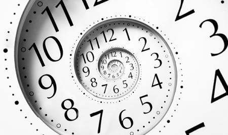 Spiral Timepiece