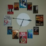 Book Clock Project