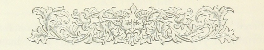 British Library book ornament example