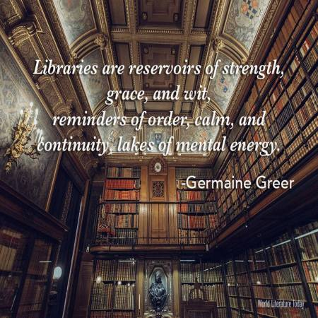 Germaine Greer Quotation