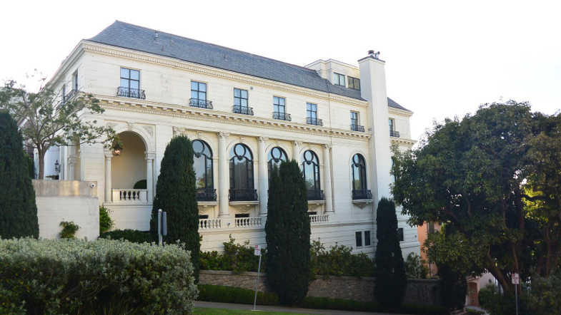 Danielle Steele's house