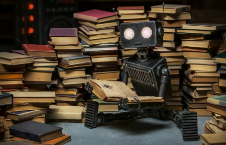 robots-reading-photo