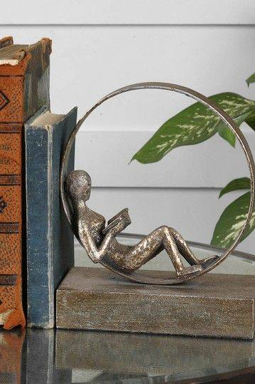 Nifty bookend