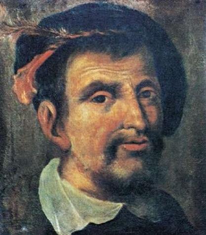 Fernando Columbus portrait