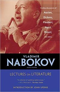 Nobokov's Lectures on Literature cover