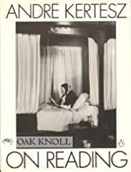 Kertesz ON READING Cover